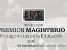 Mención Especial a CCAA en los Premios Magisterio 2016
