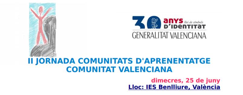II Encuentro Comunidades de Aprendizaje de la Comunidad Valenciana