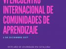 2 de diciembre -VI ENCUENTRO INTERNACIONAL DE CdA.